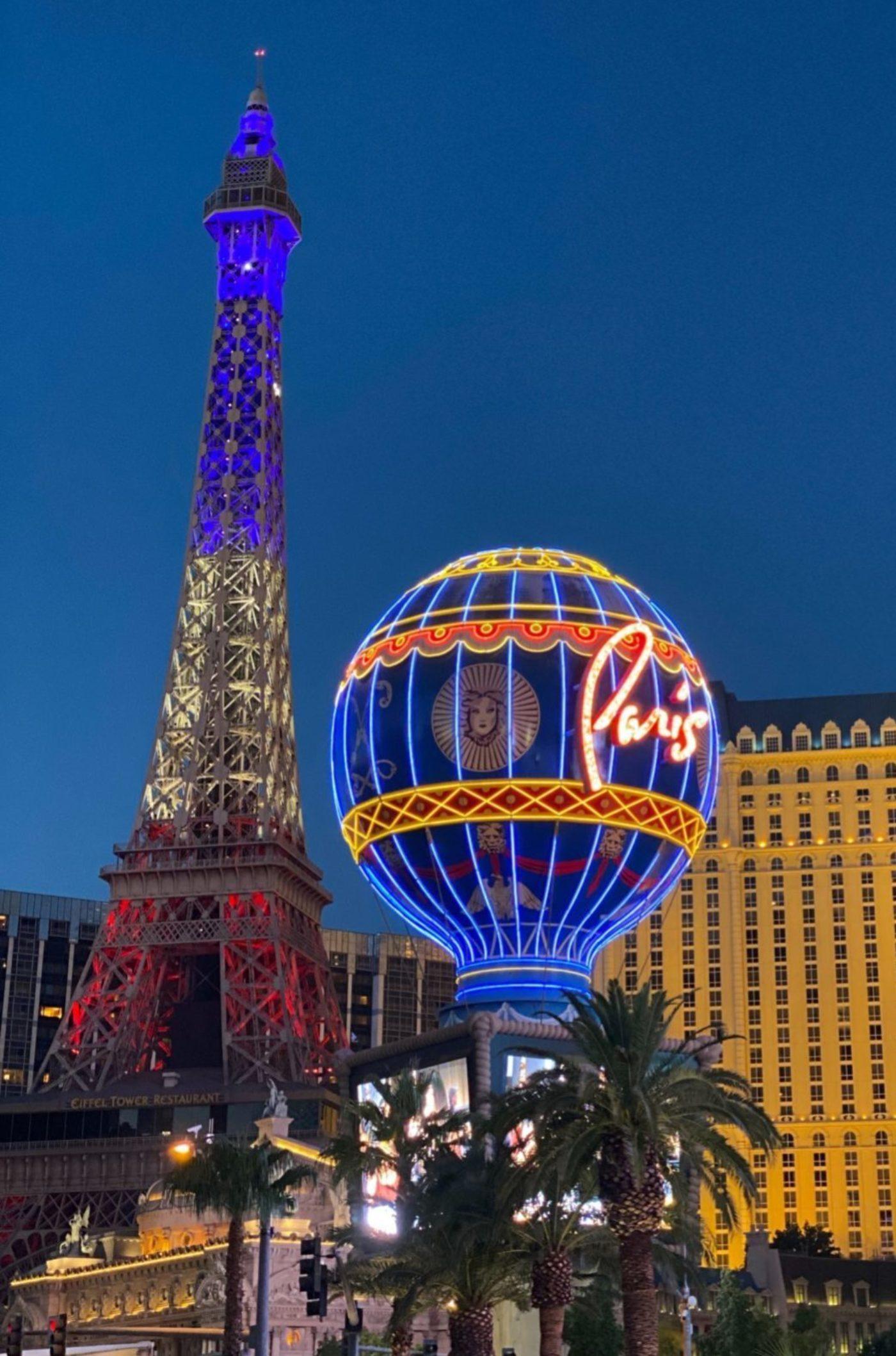 Vegas Ryugaku